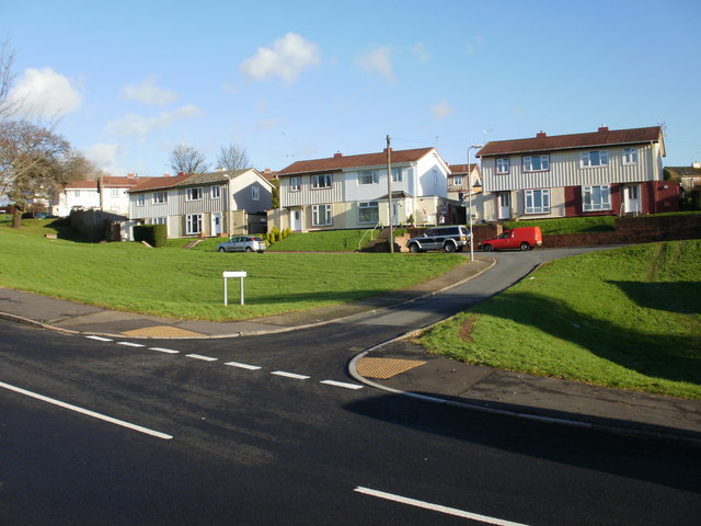 Harvey Close, Newport