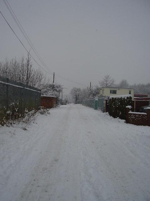 Barton lane