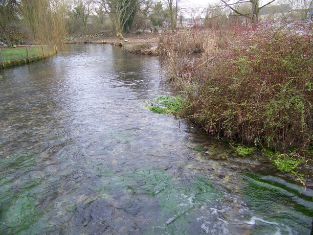 River Bourne, West Gomeldon