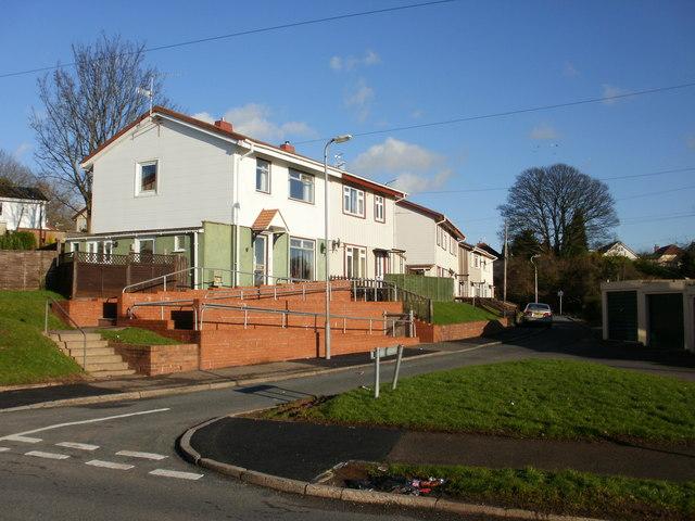 Curie Close, Newport