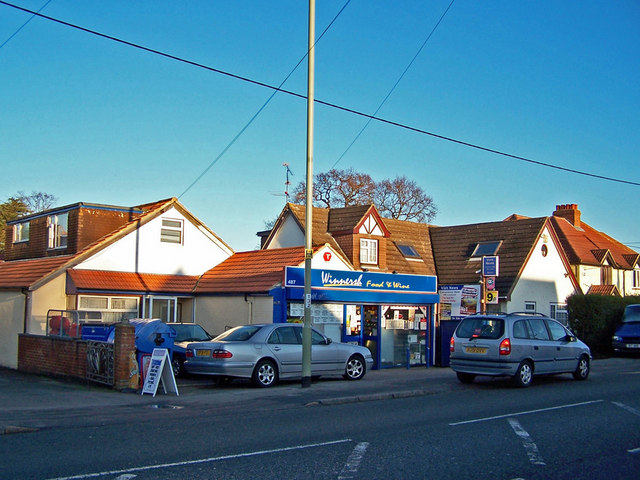 Corner shop, Winnersh