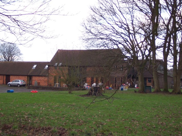 Buckholt Barn