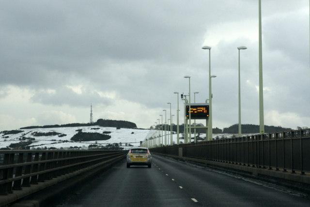 On the Tay Road Bridge