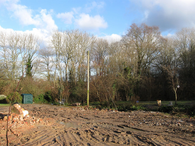 Wood Cottage No More