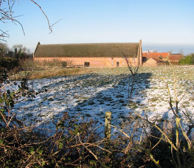Hales Great Barn
