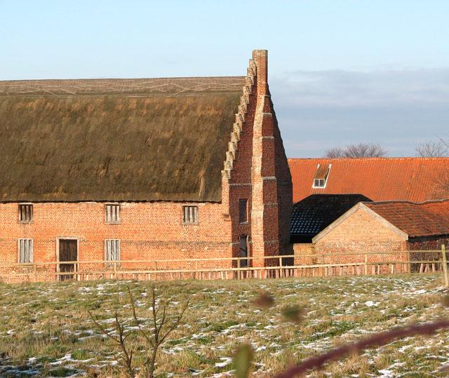 A grand Great Barn