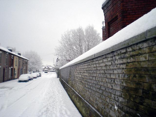 Mutual Street Heywood