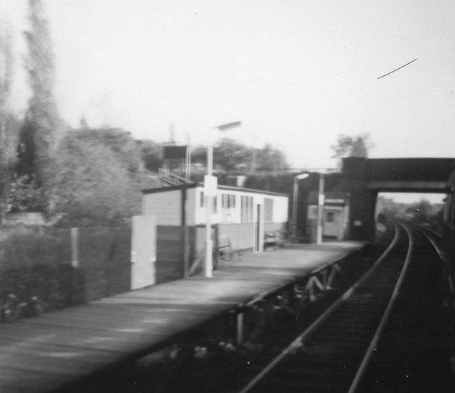 Butlers Lane Station