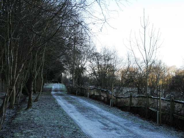 Unclassified road from Horsham to Chesworth House