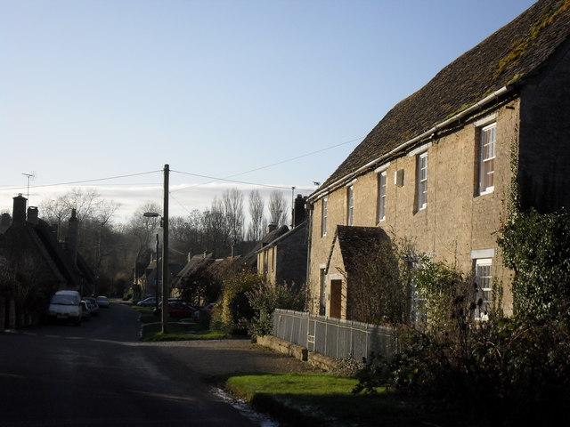 Old Minster village
