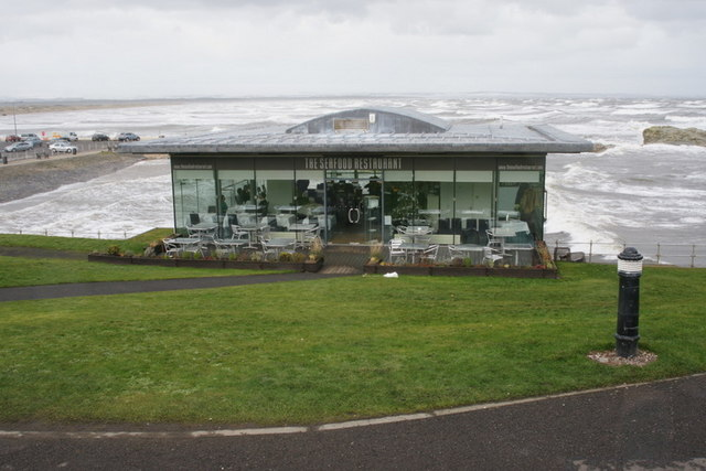 The Seafood Restaurant, St Andrews