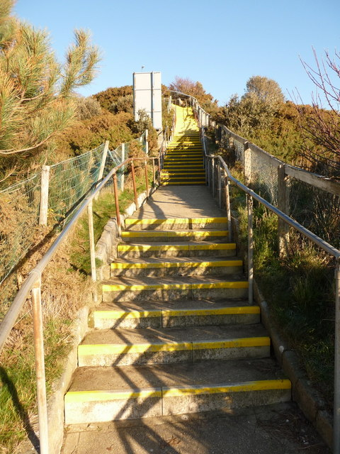 Bournemouth: Durley Steps