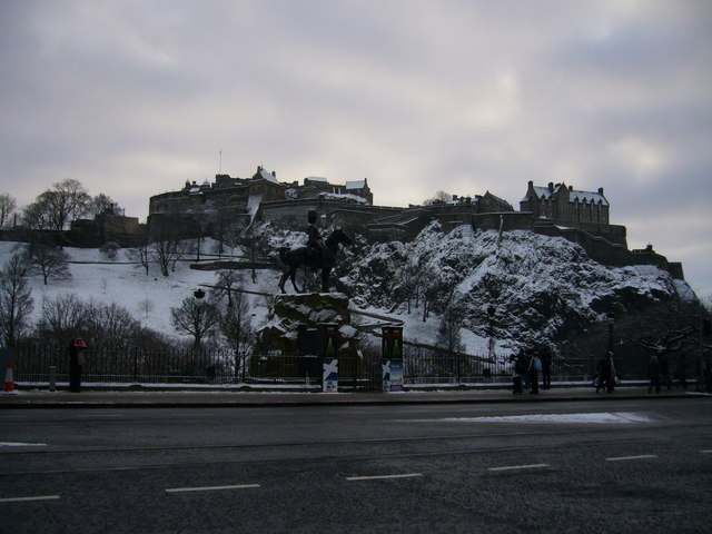 Edinburgh Snowcastle