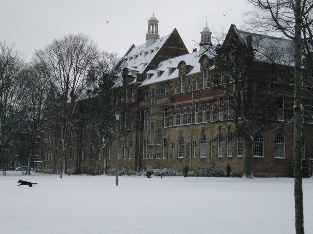 Student halls of residence, Bruntsfield Links
