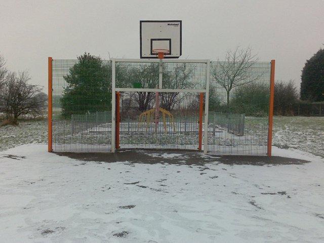 Practice basket