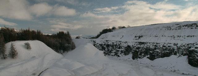 Newlandside Quarry