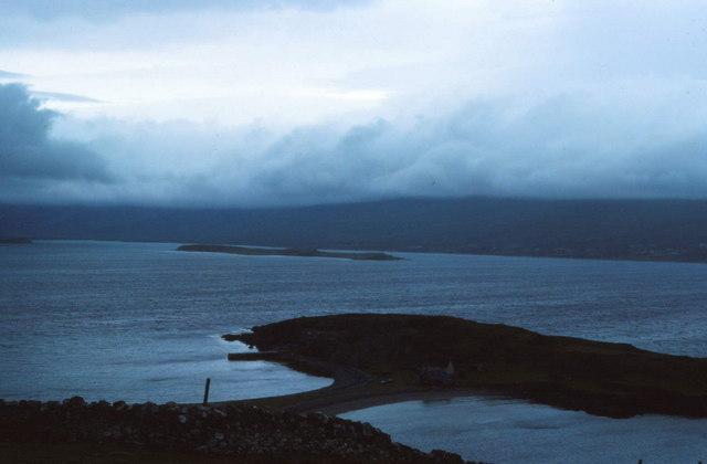 Ard Neackie, Loch Eriboll