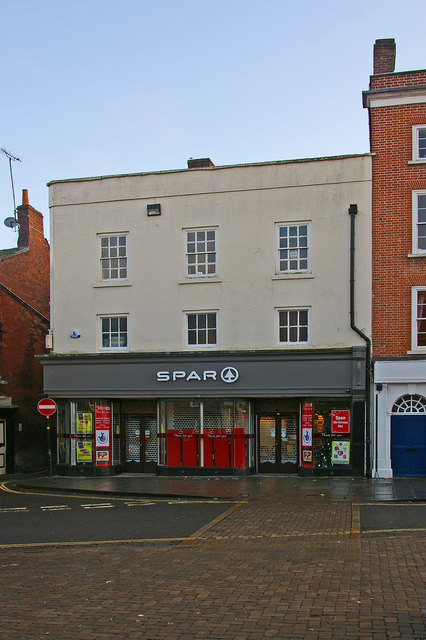 Former Woolworths - now a Spar