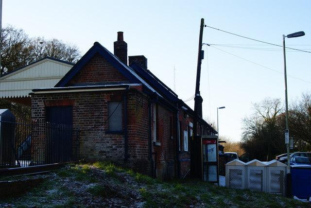Bentley Railway Station, Hampshire