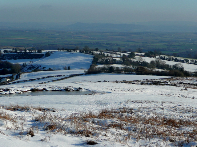 View from Garway Hill 1