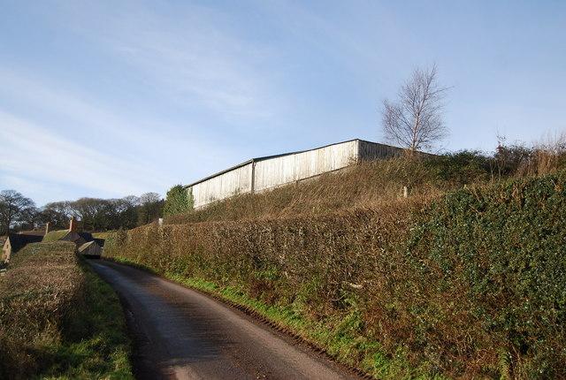 Barn, Slowley Farm