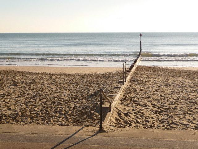 Bournemouth: groyne №8