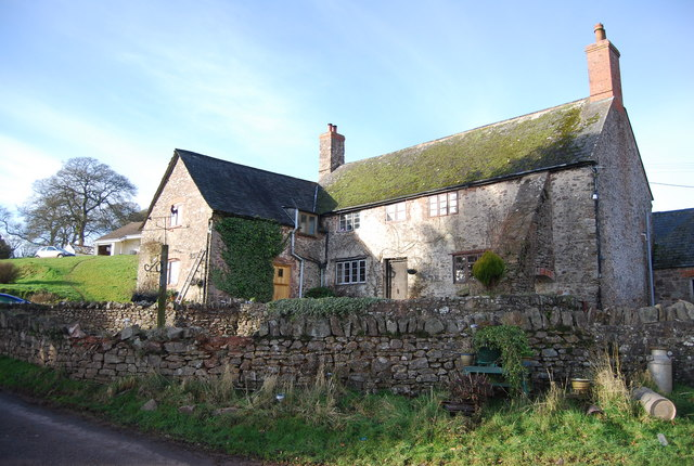 Farmhouse, Slowley Farm