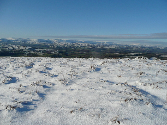 View from Garway Hill 2