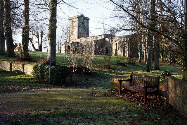 Bledlow: Holy Trinity Church