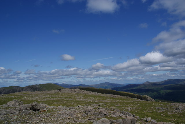 The top of Brandreth