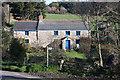 SW5528 : Cottage at Rosudgeon by Bob Jones