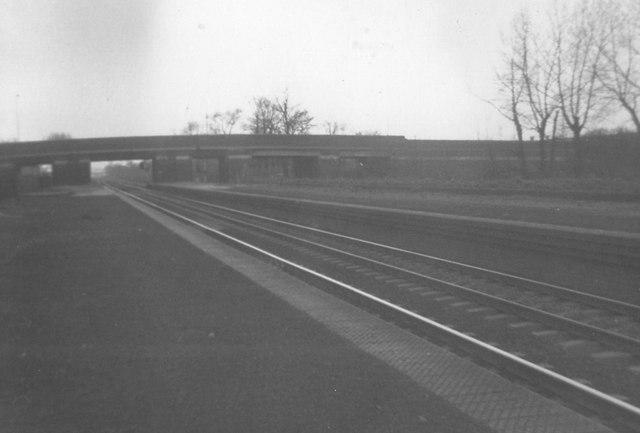Castle Bromwich Station