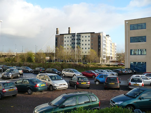 Student accommodation, Newport