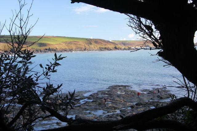 View towards Pentreath