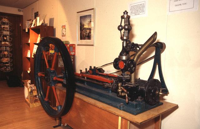 Steam Engine, Neath Museum
