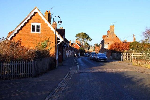 Beaulieu High Street