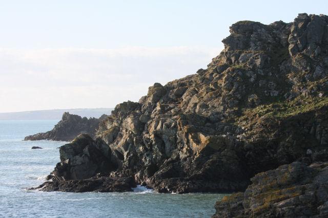 Little Cudden and Cudden Point