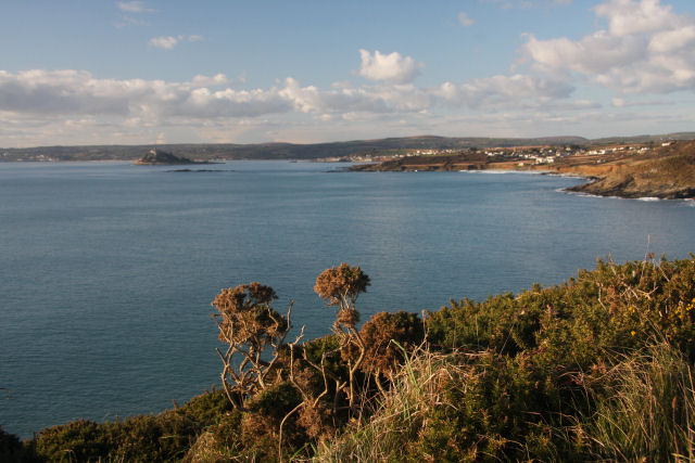 Mounts Bay from Cudden Point