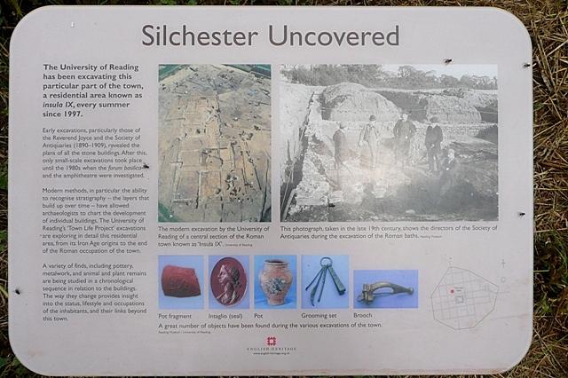 Interpreting Silchester