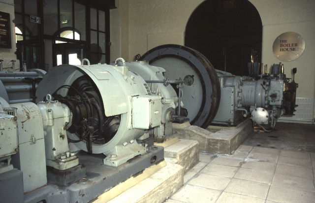 Sutton Poyntz Pumping  Station