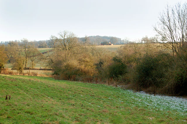 Footpath to Badby south of Staverton