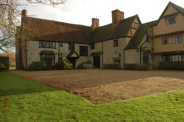 Wickhamford Manor House