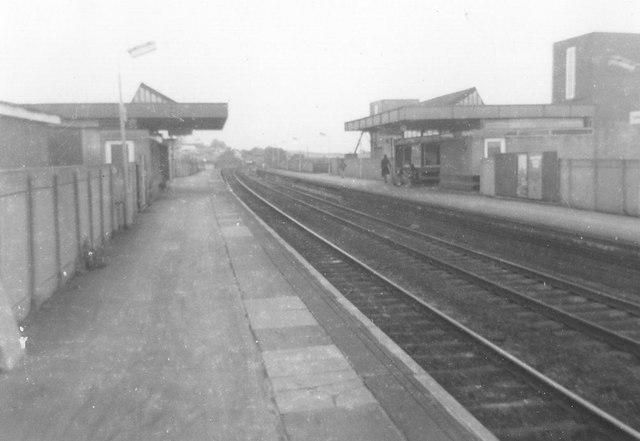 Tamworth High Level Station