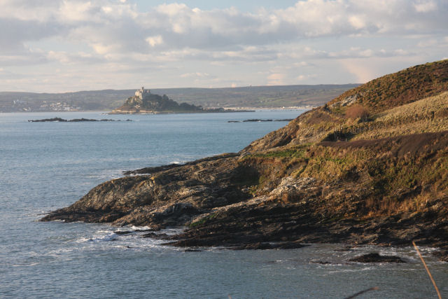 View across Stackhouse Cove