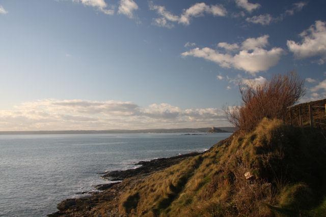 Headland near Stackhouse Cove