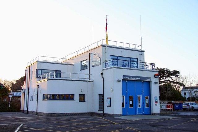 Lymington Lifeboat Station