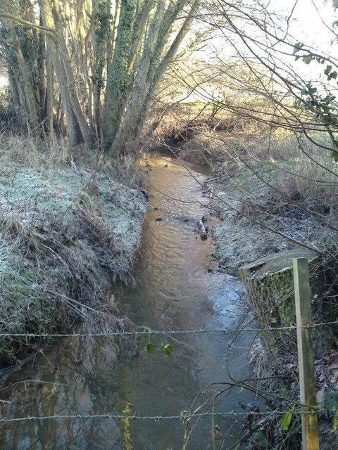 Ford Lake ( Hamble River ) tributary
