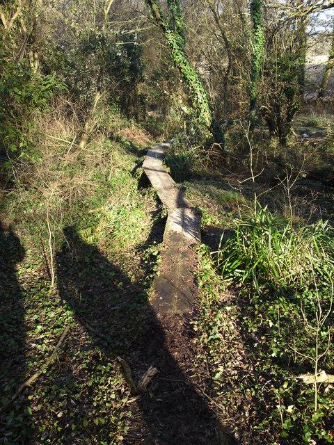 Duckboarding Walkway