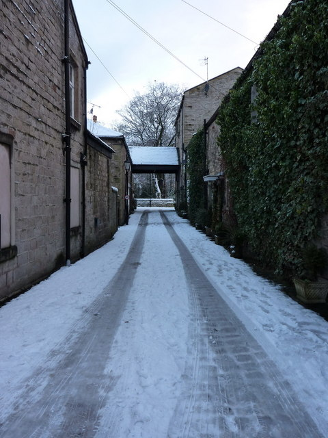 Abbey Mews, Whalley