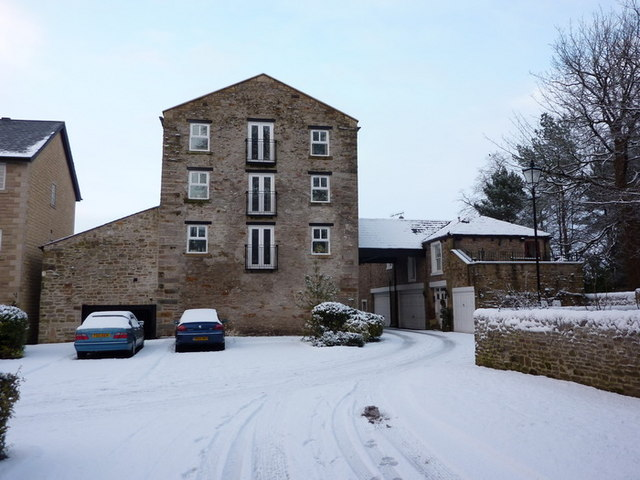 Formerly Abbey Corn Mills
